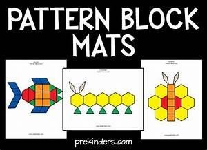 Best 25+ Pattern blocks ideas on Pinterest Free pattern