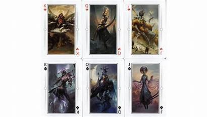 Cards Playing Seraphim Angelarium Bicycle Latest Magic4less
