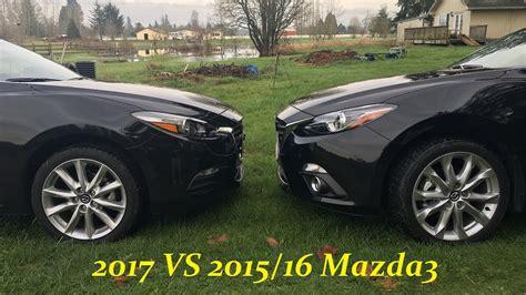 mazda comparison review interior  exterior youtube