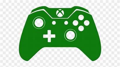 Xbox Controller Cartoon Clipart Transparent Copyright Pikpng
