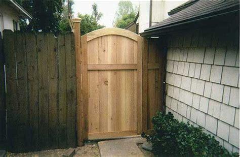 fence gate designs custom wood gates wood garden gates california wooden fence gates