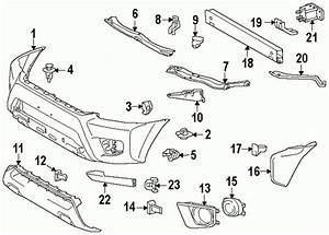 2005 Toyota Tacoma Parts Diagram