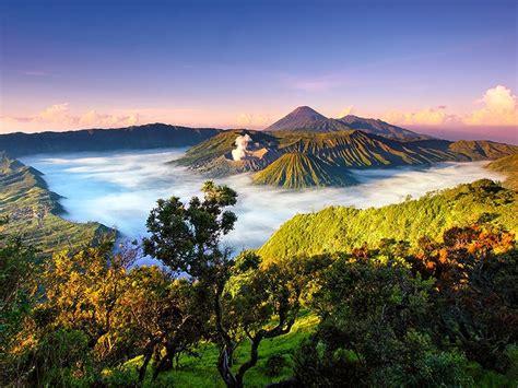tempat wisata alam  jawa
