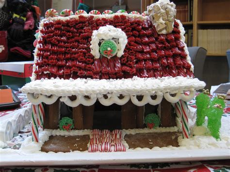 How To Make A Gingerbread House (ours Won 1st Place