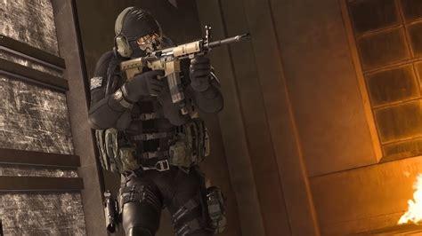Ghost Call Of Duty Modern Warfare 2 Remastered 4k 7