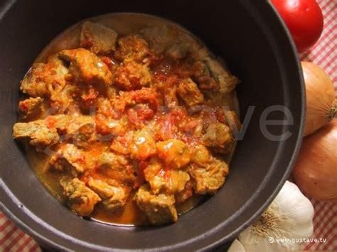 cuisine antillaise facile colombo de porc antillais la recette gustave