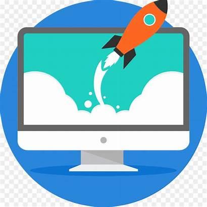 Clipart Web Website Development Icon Station Clip