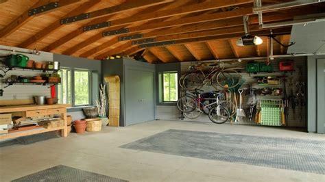 Barn Homes Floor Plans by Garage Interior Vintage Garage Interior Ideas Garage