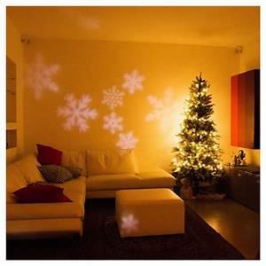 Christmas, Lights, Projector, Snowflake, Outdoor, Indoor