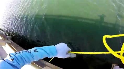 fishing grouper extreme skyway bridge sunshine handline