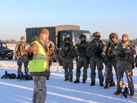 Starptautiskā sadarbība | Latvijas Nacionālā aizsardzības ...