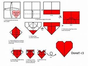simplynattie: DIY - Origami heart in a bottle!