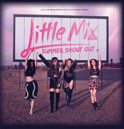 Little Mix Summer Shout Out Tour, Donington Park - Find ...