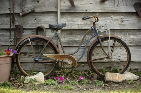 rust rusty bikes fix patina desirable referred collectors sometimes
