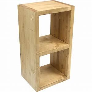 Etagere Cube But : etag re cube 2 cases ~ Teatrodelosmanantiales.com Idées de Décoration
