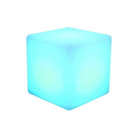 cube lumineux 40 cm cube lumineux 40 x 40cm