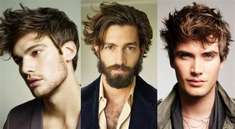 Men's Hairstyles. All You Need To Know About Them