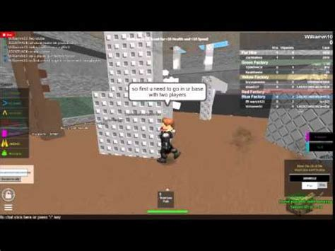 roblox  player gun factory tycoon money glitch patched