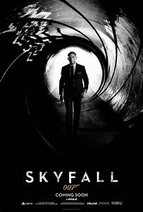 James Bond Skyfall : the official james bond 007 website skyfall poster revealed ~ Medecine-chirurgie-esthetiques.com Avis de Voitures