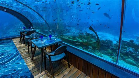 images of kitchens with islands 5 8 undersea restaurant maldives restaurant
