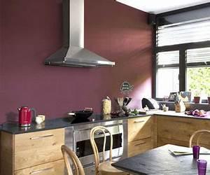 Peinture Spéciale Cuisine : peinture cuisine 11 couleurs tendance adopter deco cool ~ Melissatoandfro.com Idées de Décoration