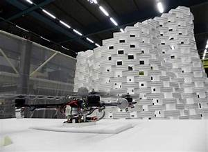 The World's First Tower Built by Flying Robots Rises in ...