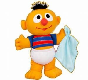 Baby Sesame Street Clipart | www.imgkid.com - The Image ...