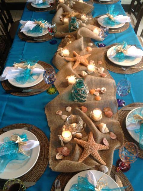 easy arrangement centerpieces beach wedding ideas