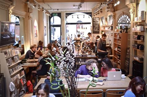 There are 48 london coffee shop for sale on etsy, and they cost nz$55.47 on average. The 10 Coolest Cafes In London You Need To Visit   Cool cafe, London coffee shop, Best coffee shop