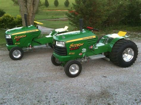 14 Best Garden Tractor Pull Images On Pinterest Tractor