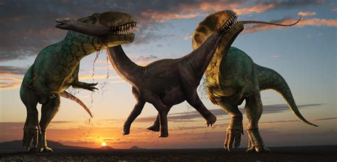 Top Ten Biggest Predatory Dinosaurs To Ever Walk The Earth