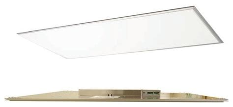 maxlite edge lit 1 x 4 led flat panel fixture