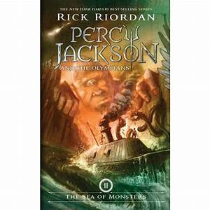 The Sea Of Monsters Percy Jackson And The Olympians 2