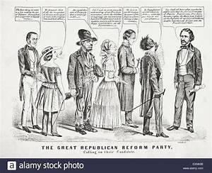 USA Presidential election of 1856 - Republican Party ...