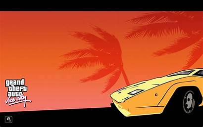 Vice 1080p Background Theft Grand Gta Wallpapers