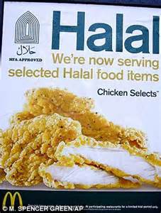 mcdonalds removes halal chicken mcnuggets  mcchicken