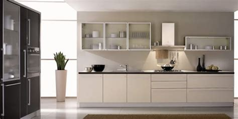 glass kitchen cabinet doors 28 kitchen cabinet ideas with glass doors for a sparkling Modern