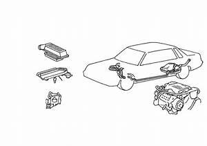 2000 Chrysler Concorde Resonator  Air Cleaner