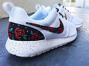 Custom Nike Roshe Run Rose
