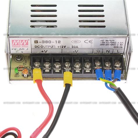 Rcx Power Supply Industrial Use Output