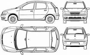 Auto Fiat Punto Ii 5