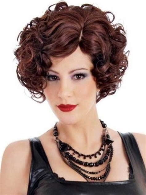 short curly weave hairstyles   short hairstyles  women