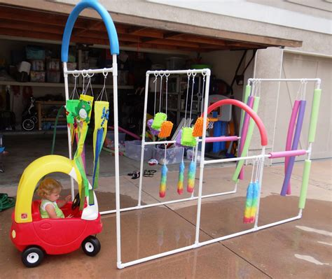 Kid 39 S Car Wash Easy To Make Crazy Fun Outdoor Play Lowe