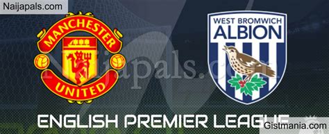 Manchester United v West Brom : English Premier League ...