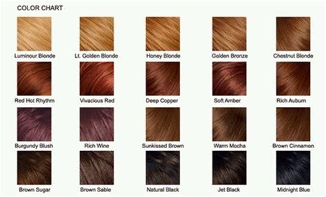 2015 Frühjahr/sommer Haarfarbe Trends