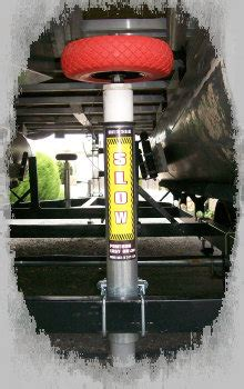 Pontoon Boat Trailer Guide Rollers by Pontoon Easy On Boating Equipment Boat Guide On Pontoon