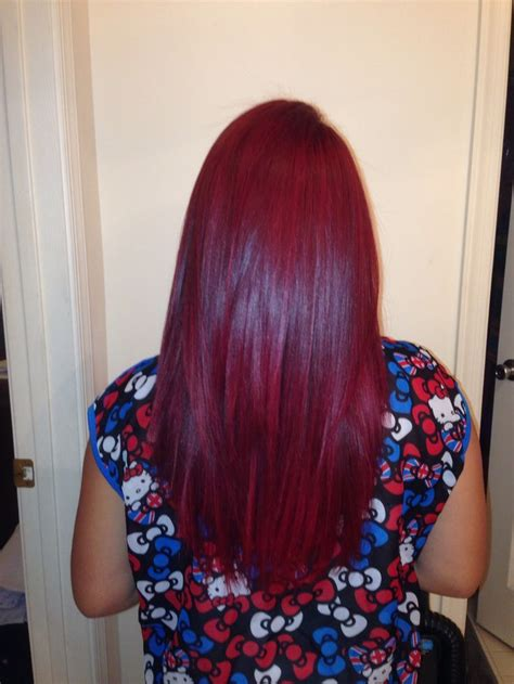 Loreal Hicolor Red Hair Pinterest Red And Colors
