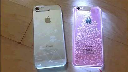 Phone Iphone Cases Flashing Cool Flash Case