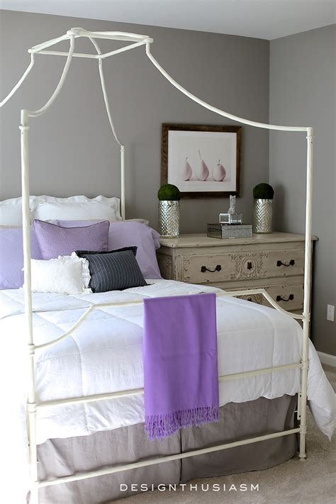 lilac and purple bedroom grey bedroom ideas mixing lilac and grey in an updated 15902
