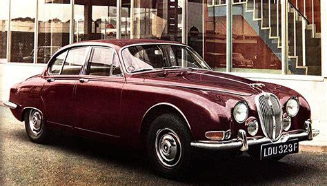 1963 Jaguar S-type 3.4 Litre Saloon